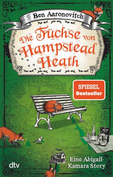 Die Füchse von Hampstead Heath | Schöner morden mit dem Bundeslurch