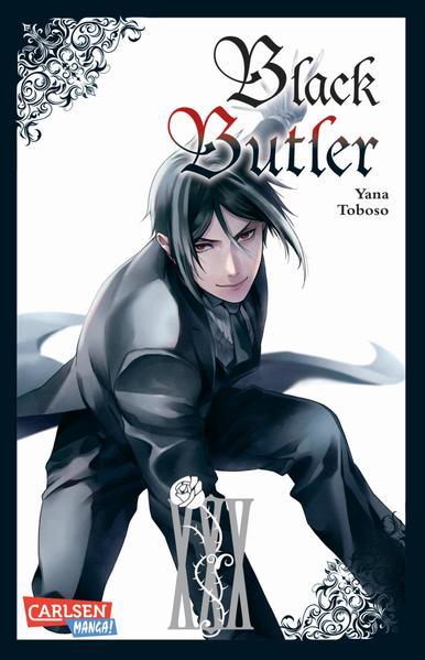 Black Butler 30   Schöner morden mit dem Bundeslurch