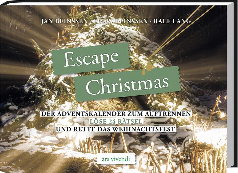 Escape Christmas | Schöner morden mit dem Bundeslurch