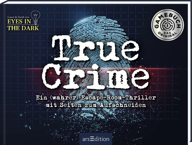 True Crime. Ein (wahrer) Escape-Room-Thriller zum Aufschneiden | Schöner morden mit dem Bundeslurch